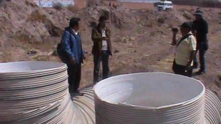 Juliaca: dirigentes piden que Ministerio de Vivienda ejecute drenaje pluvial