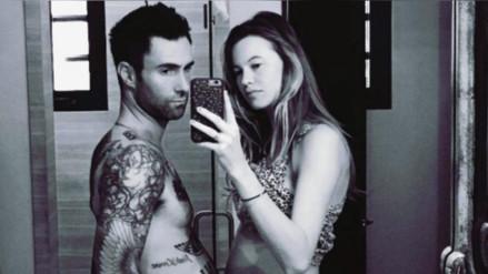 Adam Levine y Behati Prinsloo se convirtieron en padres