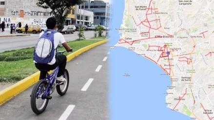 Día Mundial sin Autos: 55 ciclovías para montar bicicleta en Lima