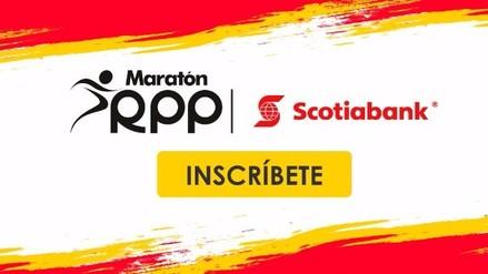 Inscríbete a la Maratón RPP – Scotiabank 2016