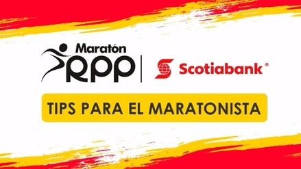 Si piensas participar de la Maratón RPP 2016, debes seguir los siguiente tips