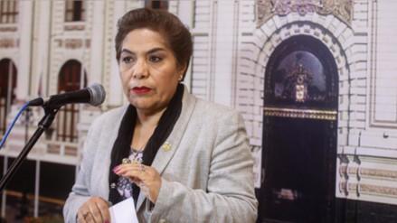 """Luz Salgado: """"Más del 80% de las facultades tienen informe favorable"""""""