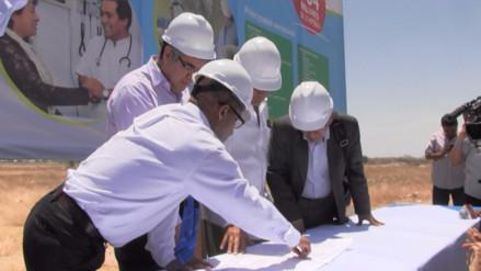 Anuncian construcción de hospital de alta complejidad