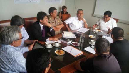 Gobierno regional solicitó presencia del Ejército en los bosques del Alto Mayo