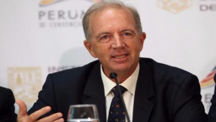 Cillóniz pidió a bancada fujimorista otorgar facultades al Gobierno
