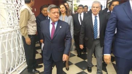 Plagio de tesis: César Acuña no se retirará de la política