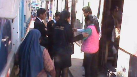 Juliaca: intervienen agencias de empleo donde tratantes captan víctimas