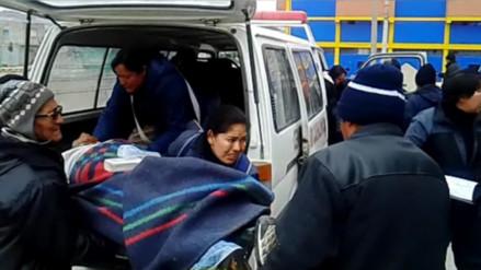 Un hombre fue baleado en Junín mientras tomaba con unos amigos