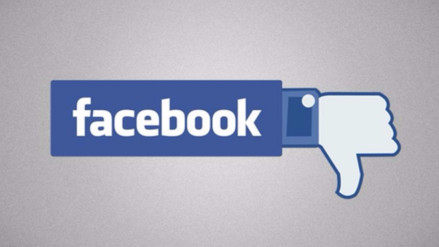Facebook reconoció haber