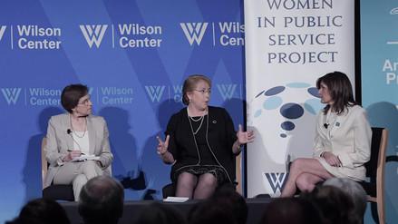 Bachelet dice que destitución de Rousseff fue más fácil porque es mujer