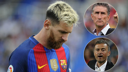 Barcelona respondió a Edgardo Bauza por la lesión de Lionel Messi
