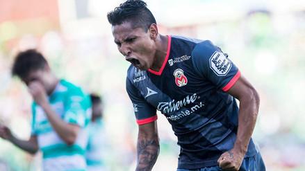 Gol de Raúl Ruidíaz con Morelia entre los 10 mejores de la Liga MX