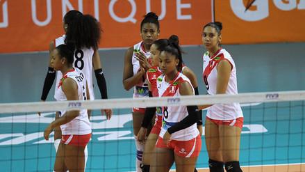 Perú perdió 3-0 con República Dominicana por la Copa Panamericana