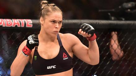 El retorno de Ronda Rousey a la UFC se daría a finales de este año