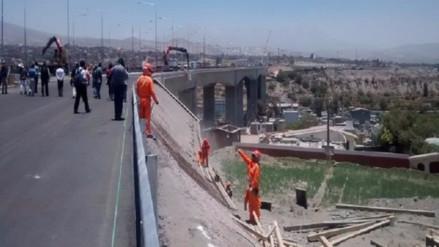 Detectan presunto perjuicio económico en ejecución de puente Chilina