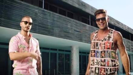 Ricky Martin y Maluma estrenan nuevo sencillo