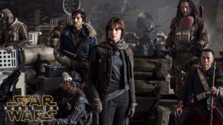 Rogue One: Disney reduce expectativas en taquilla