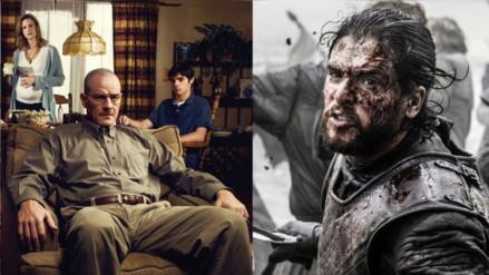 Este es el motivo de la rivalidad entre 'Game of Thrones' y 'Breaking Bad'