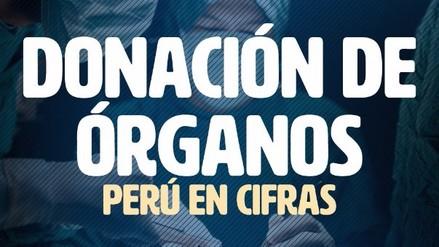 Donación de órganos: Estas son las cifras del Perú