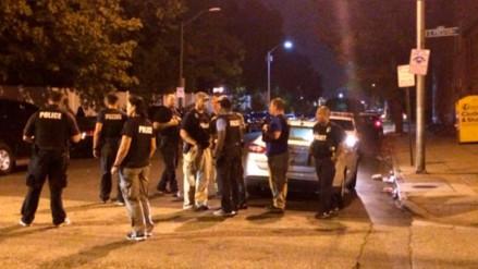 EE.UU.: Tiroteo en Baltimore deja al menos ocho heridos