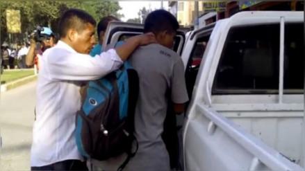 Tumbes: capturan a comerciante acusado del delito de trata de personas