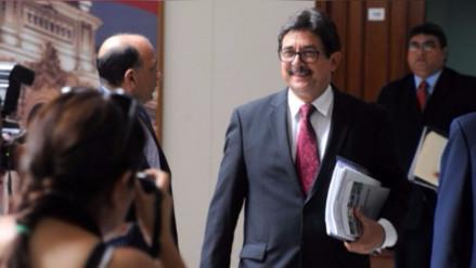 Enrique Cornejo pide que no se retrase más el cronograma electoral del Apra