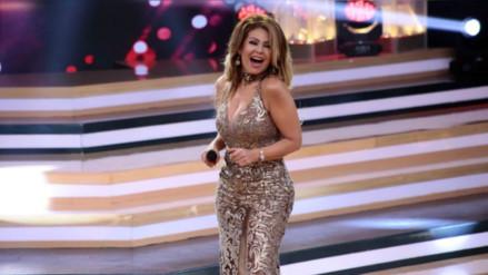 Gisela Valcárcel se disculpa con Rosángela Espinoza