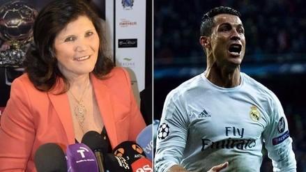 Mamá de CR7 publicó mensaje en Twitter tras partido de su hijo ante Las Palmas