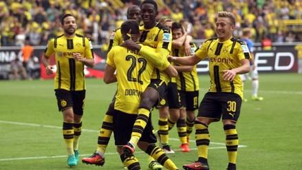 Borussia Dortmund se burla del Real Madrid tras su mal momento en Liga