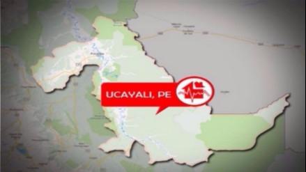 Sismo de 4.9 grados se registró en Ucayali