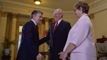 Kuczynski viaja a Colombia para asistir a la firma de acuerdo de paz