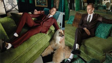 Facebook: Tom Hiddleston se convierte en la nueva imagen de Gucci