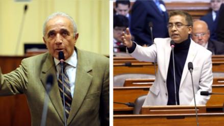 Guido Lombardi volvió a criticar a un congresista de su bancada
