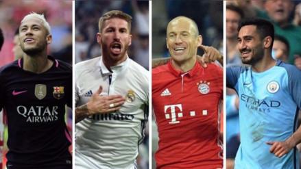 Programación de la Champions League este martes y miércoles