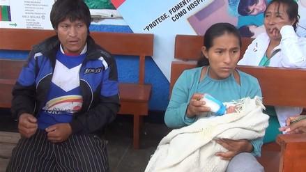 Chimbote: denuncian presunto cambio de bebé en hospital La Caleta