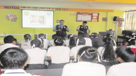Preparan charlas para escolares sobre actos violentos de Sendero Luminoso