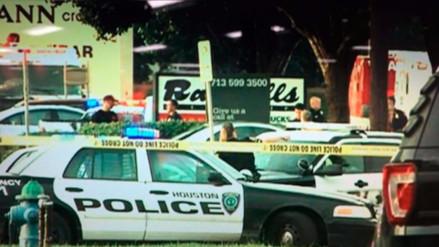 Un tiroteo en un centro comercial de Houston deja al menos 7 heridos