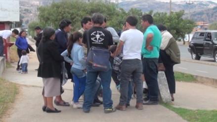 Agricultor mata a golpes a su esposa en la provincia de San Marcos