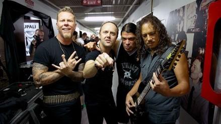 Metallica: escucha el nuevo single de su próximo álbum