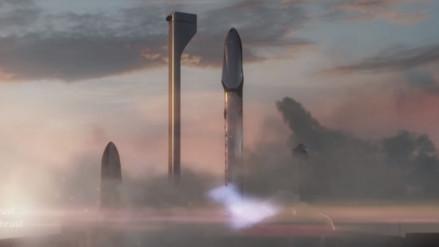 YouTube: esta es la nave que se usaría para llegar a Marte en 2023