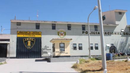 Dos sujetos escapan de custodia policial a exteriores de penal de Ayacucho