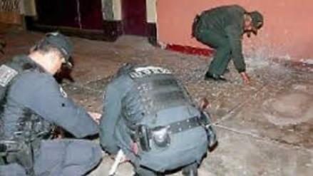 Casma: detonan explosivo frente a casa de odontóloga