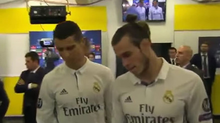 Cristiano Ronaldo y Gareth Bale criticaron la falla de Keylor Navas