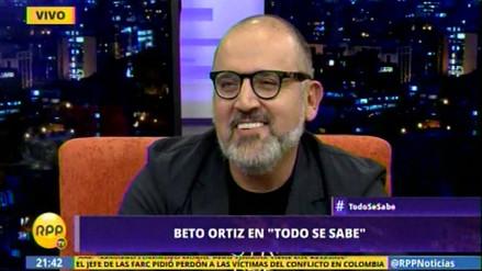 Beto Ortiz: 10 frases que dejó la entrevista con Milagros Leiva