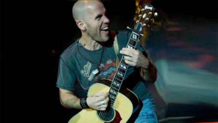 Gian Marco dona guitarra para subastarla en la Teletón