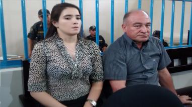 Autorizan visita familiar entre Roberto Torres y Katiuska del Castillo