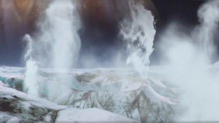 La NASA detectó posibles chorros de vapor en la luna de Júpiter