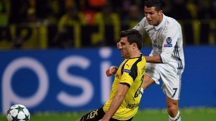 Real Madrid 2-2 Borussia Dortmund: partidazo en el Signul Iduna Park