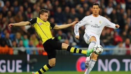 Real Madrid quiere romper mala racha en la cancha del Borussia Dortmund