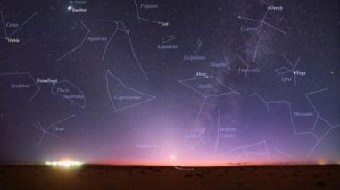 La NASA aclaró que no ha agregado ningún signo al zodiaco